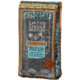 Larrys Beans Fair Trade Organic Coffee, Decaf Twilight Blend