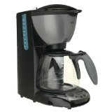 220 Volt (NOT USA COMPLIANT) Braun Coffeemaker 10 Cup Black Or White