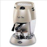 Ariete by Delonghi Pump Espresso Maker 1377 - Champagne Color
