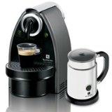 Nespresso C100-US-AERO Essenza Automatic Single-Serve Espresso Machine