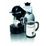 Nespresso D290 Concept Automatic Coffee-and-Espresso Machine with Aeroccino Milk Frother