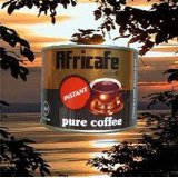 Africafe Pure Instant Coffee 50 gram tin