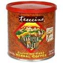 Teeccino Vanilla Nut Flavored Herbal Coffee
