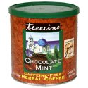 Teeccino Chocolate Mint Caffeine-Free Herbal Coffee