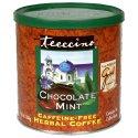Teeccino Chocolate Mint Caffeine-Free Herbal Coffee