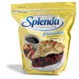Splenda Granulated Bagged No Calorie Sweetener