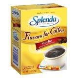 Splenda No Calorie Mocha Flavored Sweetener