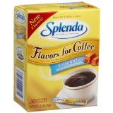 Splenda Caramel Flavor Accents For Coffee