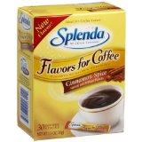 Cinnamon Spice Splenda Flavor Accents For Coffee