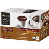 Newman's Own Organic Special Blend Decaf K-cups