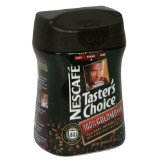 Nescafe Tasters Choice Instant Coffee, 100% Columbian