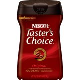 Nescafe Tasters Choice, Regular