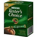 Nescafe Tasters Choice Decaf Sticks