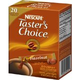 Nescafe Tasters Choice Hazelnut Sticks