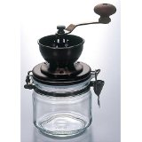Hario CMH-4C Coffee Mill 'Canister'