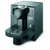 DeLonghi EN670.B Nespresso Lattissima Single-Serve Espresso Maker