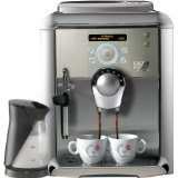 Gaggia 90901 Platinum Swing Up Automatic Espresso Machine with Milk Island