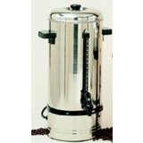Alfa International 110 Cup Stainless Steel Coffee Urn