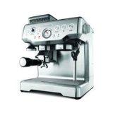 Breville BBREES860XL Barista Express Die-Cast Programmable Espresso Machine