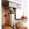 Brewmatic 1033520.0 Electric Stainless Steel Built-In 12-Cup Coffee Appliance