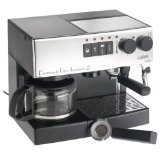 Briel ED132AFB Sintra  Espresso Machine with Drip Coffeemaker