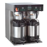 BUNN 37600.0002 Twin Infusion Airpot Coffee Maker