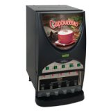 Bunn 38100.0010 S Plus Instant Iced Coffee Machine with 5 Hoppers