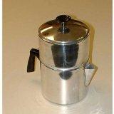 Cajun Cookware 7 Cup Aluminum Drip Coffee Maker