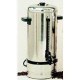 Kegworks 110 Cup Stainless Steel Coffee Urn