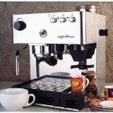 La Pavoni PA-1200 Napolitana Stainless Steel Automatic Espresso Machine
