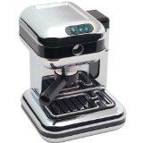 La Pavoni PL-16 Lusso Chrome Automatic Espresso Machine