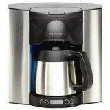 Lance Larkin Programmable 10 Cup Recessed Coffee Maker