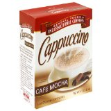 General Foods International Coffees Cappuccino Mix, Cafe Mocha