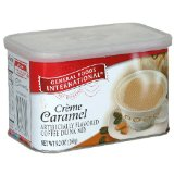 General Foods International Coffee, Creme Caramel Coffee Drink Mix