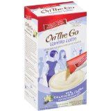 General Foods International Coffee On the Go Sugar Free Vanilla Latte