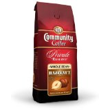 Community Coffee Hazelnut Flavored Ground Coffee