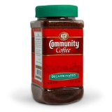 Community Coffee Decaffeinated Whole Bean Coffee