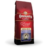 Community Coffee Evangeline Blend Private Reserve Whole Bean Coffee