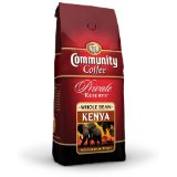 Community Coffee Kenya, Private Reserve Whole Bean Coffee