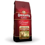 Community Coffee Sumatra, Private Reserve Whole Bean Coffee