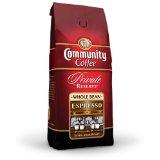 Community Coffee Espresso Roast Private Reserve Whole Bean Coffee