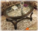 Norcastle Oval Cocktail Table By Ashley Furniture