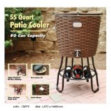 Bubba Keg 55 Quart Deck Cooler Wicker Style