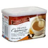 General Foods International Coffee, Orange Spice Latte