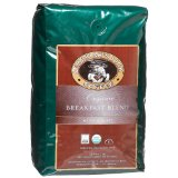 Jeremiah's Pick Coffee Co.  Certified Organic Breakfast Blend, Whole Bean,