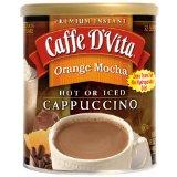 Caffe D'Vita Orange Mocha Cappuccino