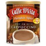 Caffe D'Vita Pumpkin Spice Cappuccino
