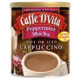 Caffe D'Vita Peppermint Mocha Cappuccino