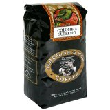 Jeremiah's Pick Coffee Colombia Supremo, Whole Bean