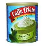 Caffe D'Vita Green Tea Fruit Cream Smoothie